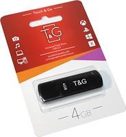 Фото T&G Classic Series Black TG011 4 GB (TG011-4GBBK)