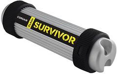 Фото Corsair Flash Survivor 3.0 B 64 GB (CMFSV3B-64GB)