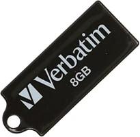 Фото Verbatim Micro Black 8 GB (44049)