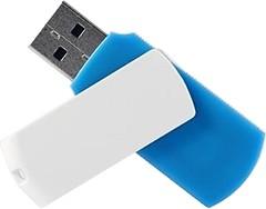 Фото GoodRAM Colour Mix Blue-White 128 GB (UCO2-1280MXR11)