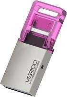 Фото Verico Hybrid Mini Pink 8 GB (VP57-08GPV1G)