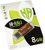 Фото Hi-Rali Corsair 2.0 Bronze 8 GB (HI-8GBCORBR)