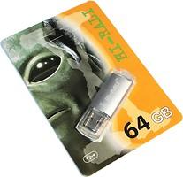 Фото Hi-Rali Rocket 2.0 Silver 64 GB (HI-64GBVCSL)