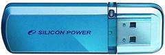 Фото Silicon Power Helios 101 Blue 32 GB (SP032GBUF2101V1B)