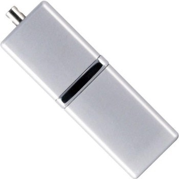 Фото Silicon Power LuxMini 710 Silver 8 GB (SP008GBUF2710V1S)