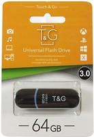 Фото T&G Classic Series Black TG012 64 GB (TG012-64GB3BK)