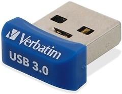 Фото Verbatim Store 'n' Stay Nano Blue 16 GB (98709)