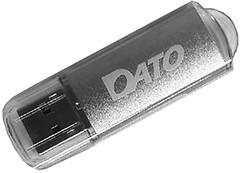 Фото Dato DS7012 4 GB Silver