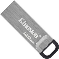 Фото Kingston Kyson Silver 128 GB (DTKN/128GB)
