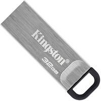 Фото Kingston Kyson Silver 32 GB (DTKN/32GB)