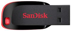 Фото SanDisk Cruzer Blade 4 GB (SDCZ50-004G-B35)