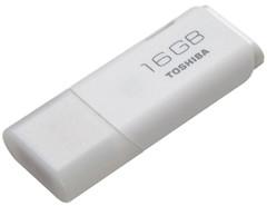Фото Toshiba Hayabusa U202 White 16 GB (THN-U202W0160E4)