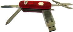 Фото Flexus Швейцарский нож 4 GB