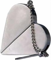 Фото Flexus Сердце с ключиком 4 GB