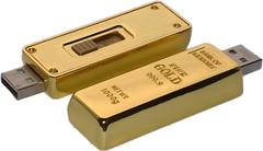 Фото Flexus Слиток золота 8 GB