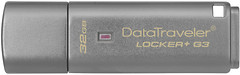 Фото Kingston DataTraveler Locker+ G3 16 GB (DTLPG3/16GB)
