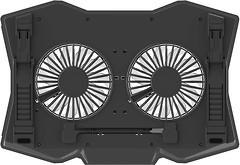 Фото Omega Laptop Cooling Pad 2 (OMNCP2FB)