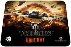 Фото SteelSeries QcK World of Tanks Edition Tiger (67272)