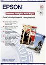Фото Epson Premium Semigloss Photo Paper (C13S041334)