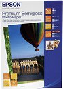Фото Epson Premium Semigloss Photo Paper (C13S041765)