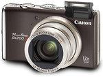 Фото Canon PowerShot SX200 IS