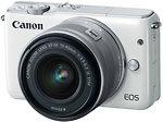 Фото Canon EOS M10 Kit 15-45