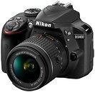 Фото Nikon D3400 Kit 18-55