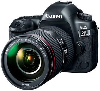 Фото Canon EOS 5D Mark IV Kit 24-105