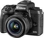Фото Canon EOS M5 Kit 15-45