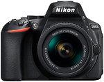 Фото Nikon D5600 Kit 18-55