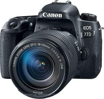 Фото Canon EOS 77D Kit 18-135