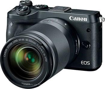 Фото Canon EOS M6 Kit 15-45