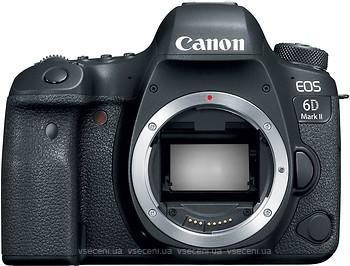 Фото Canon EOS 6D Mark II Body