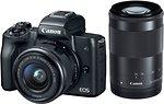 Фото Canon EOS M50 Double Kit 15-45 55-200