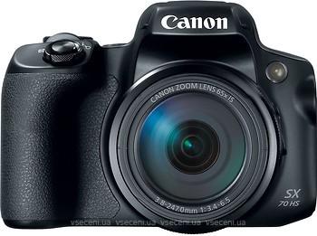 Фото Canon PowerShot SX70 HS