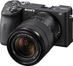 Фото Sony Alpha A6600 Kit 18-135