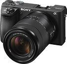 Фото Sony Alpha A6500 Kit 18-135