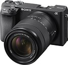 Фото Sony Alpha A6400 Kit 18-135