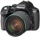 Фото Pentax K-50 Double Kit 18-55 50-200