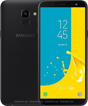 Фото Samsung Galaxy J6 (2018) 2/32Gb Dual Sim (SM-J600F)
