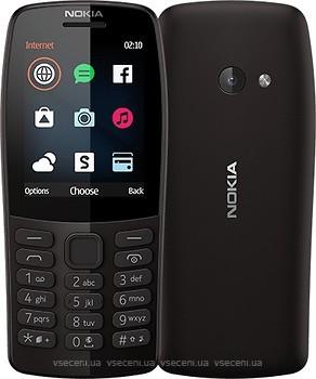 Фото Nokia 210 (2019) Charcoal Dual Sim