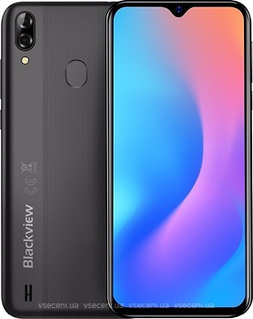 Фото Blackview A60 Pro Interstellar Black