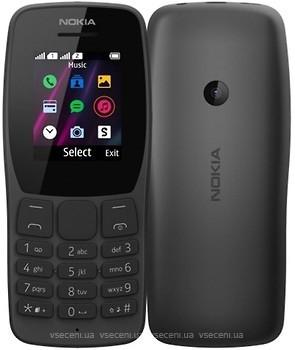 Фото Nokia 110 (2019) Black