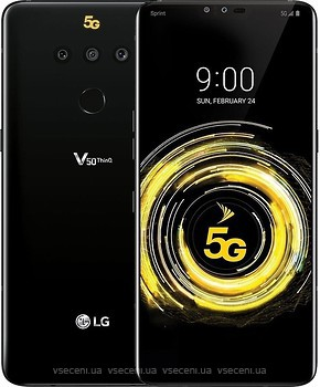 Фото LG V50 ThinQ 5G 6/128Gb Single Sim