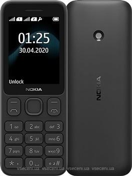 Фото Nokia 125 Black Dual Sim