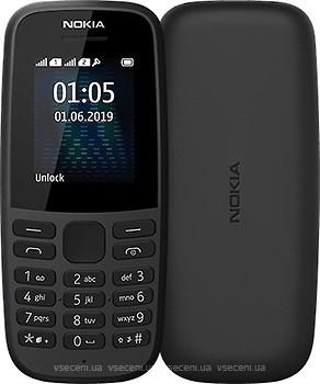 Фото Nokia 105 (2020) Dual Sim Black