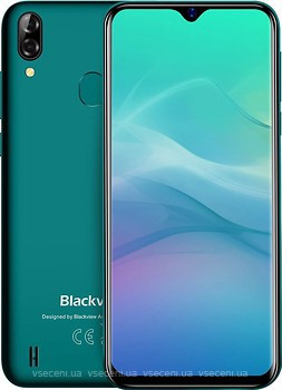 Фото Blackview A60 Plus 4/64Gb Emerald Green