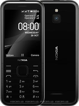Фото Nokia 8000 Dual Sim Onyx Black