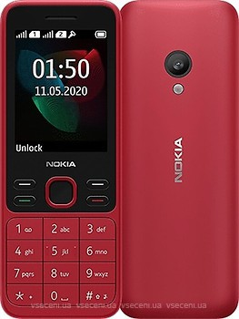 Фото Nokia 150 2020 Red Dual Sim