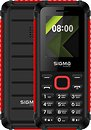 Фото Sigma Mobile X-style 18 Track Black-Red